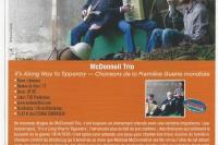 Le trio dans le Trad Mag N°160