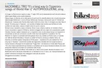 Folk Bulletin - Italie