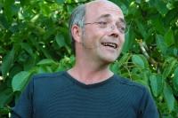 Xavier en forêt de Brocéliande