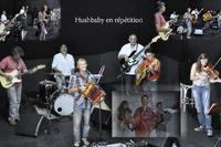 Hushbaby en répétition