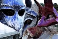 Jeu de masques